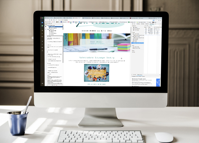 Webdesign © Martina Jung